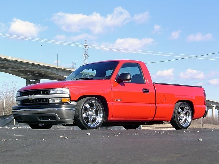 zoorodeos 2001 Chevrolet Silverado photo