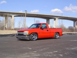zoorodeos 2001 Chevrolet Silverado photo thumbnail