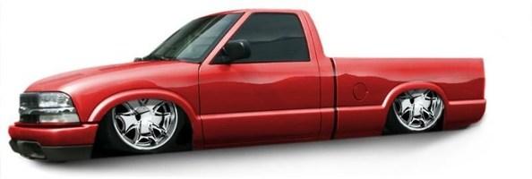 YOGIs 1994 Chevy S-10 photo thumbnail