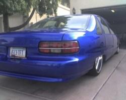 sprsprts 1991 Chevy Caprice photo thumbnail