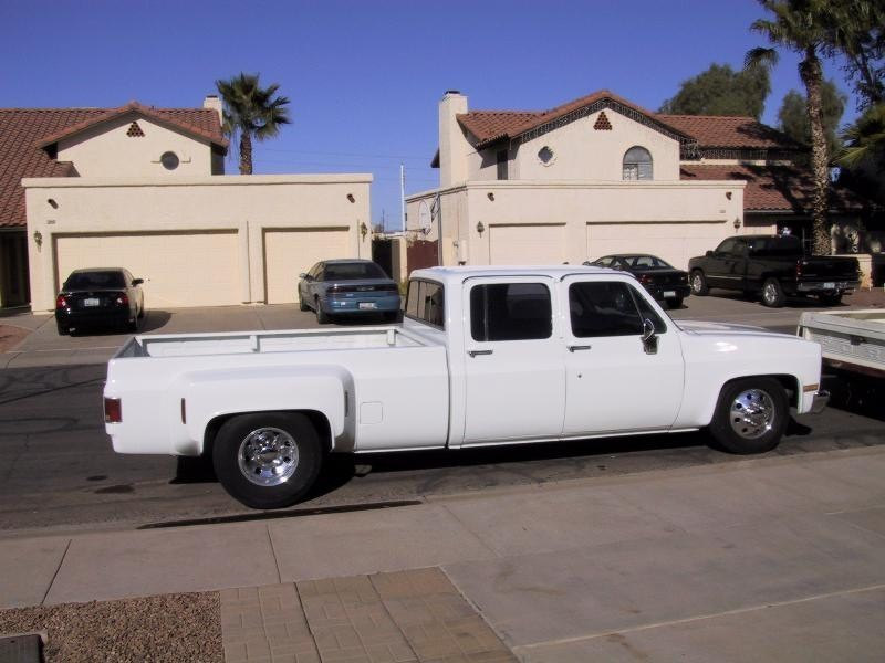 sprsprts 1987 Chevy Crew Cab Dually photo