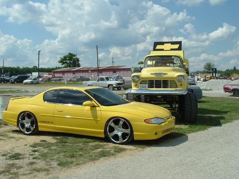 lowestyotas 2003 Chevy Monte Carlo photo