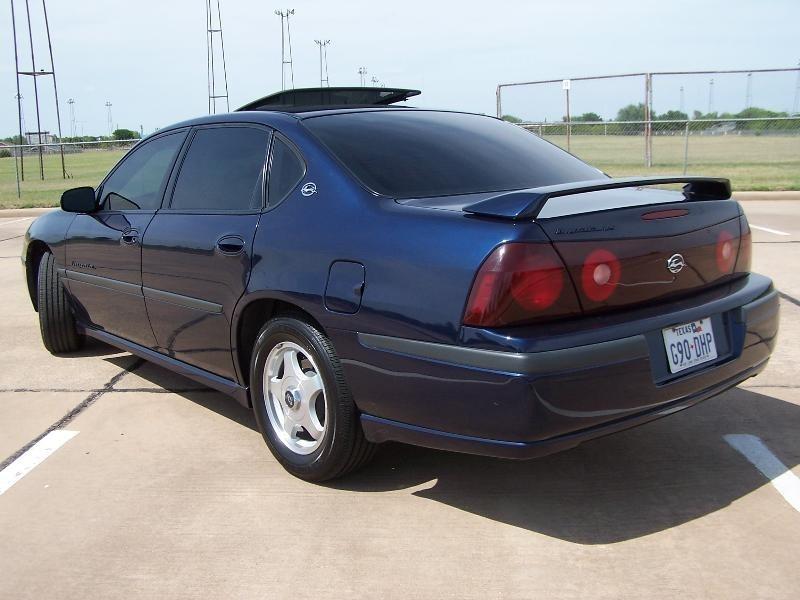 1badgmcs 2000 Chevy Impala photo