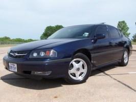 1badgmcs 2000 Chevy Impala photo thumbnail