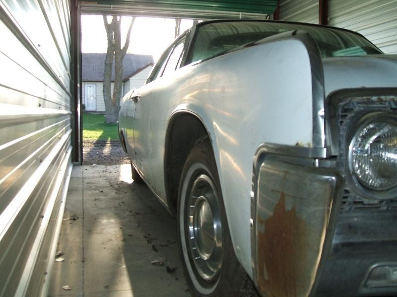 sublimes 1962 Lincoln continental photo
