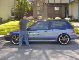 vtecjunkies 1990 Honda Civic Hatchback photo thumbnail