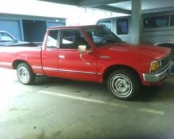 lucky 720s 1985 Nissan King Cab photo thumbnail