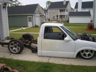 DrAgGiNSoOns 1997 Chevy S-10 photo