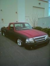 DramaFrees 2000 Ford Ranger photo