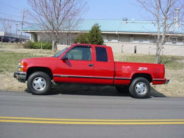 Grumpys 1998 Chevy C/K 1500 photo