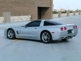 Kryckters 1999 Chevy Corvette photo thumbnail