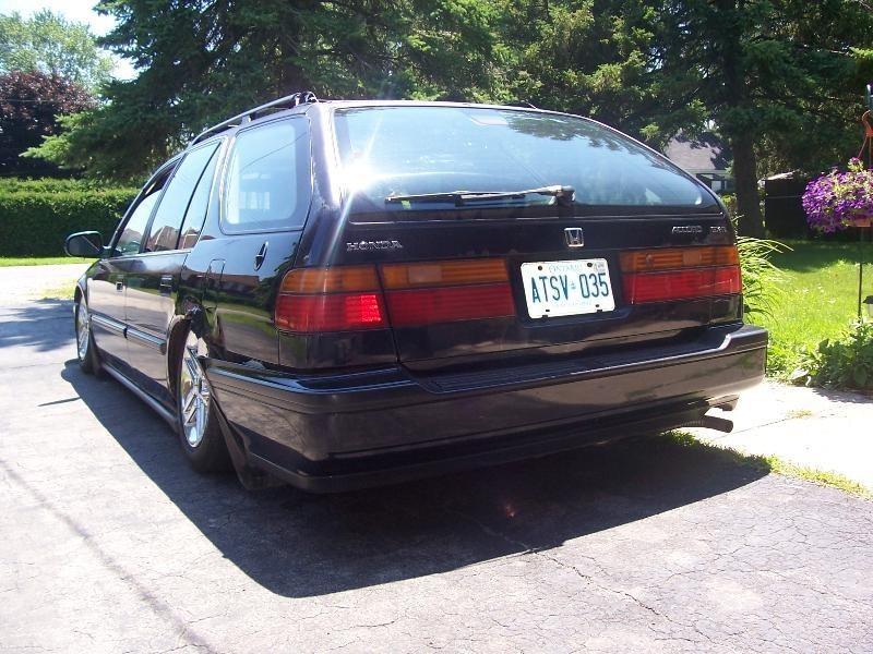 loridinjamies 1991 Honda Accord Wagon photo