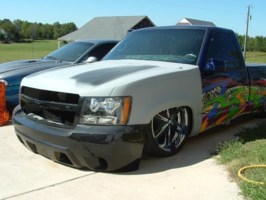 forever hateds 1989 Chevy C/K 1500 photo thumbnail