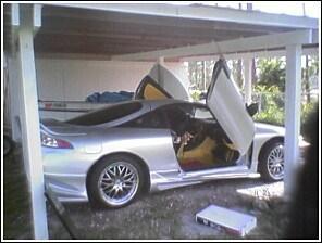 wamsleys 1998 Mitsubishi Eclipse photo
