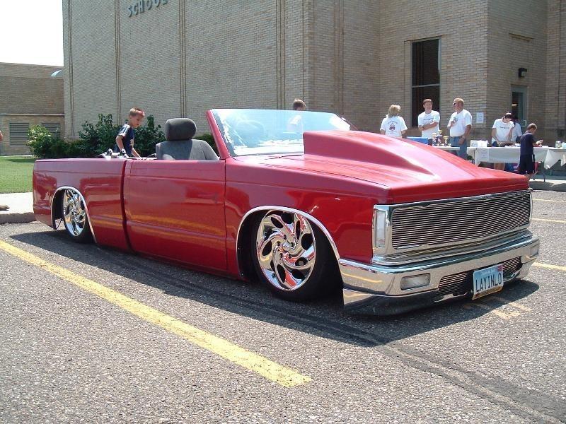 96ondubzs 1989 Chevy S-10 photo