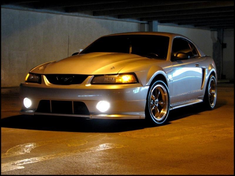 MahnotinkneeGTs 1999 Ford Mustang photo