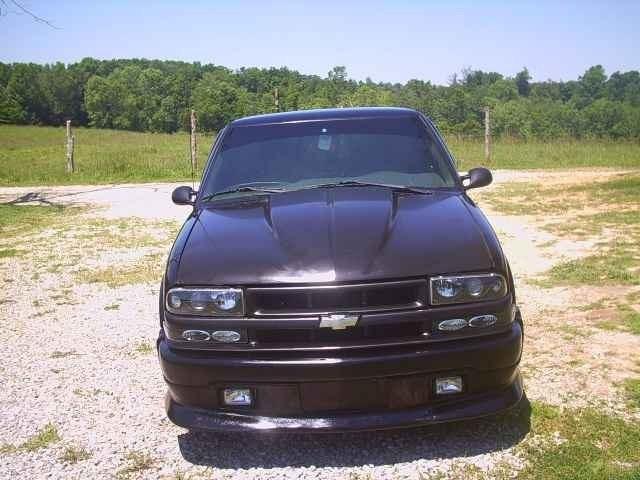 xks 1999 Chevy S-10 photo
