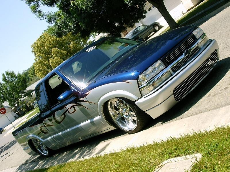 SDime2Envys 2001 Chevy S-10 photo