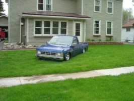 spooled92s 1991 Nissan Hard Body photo thumbnail