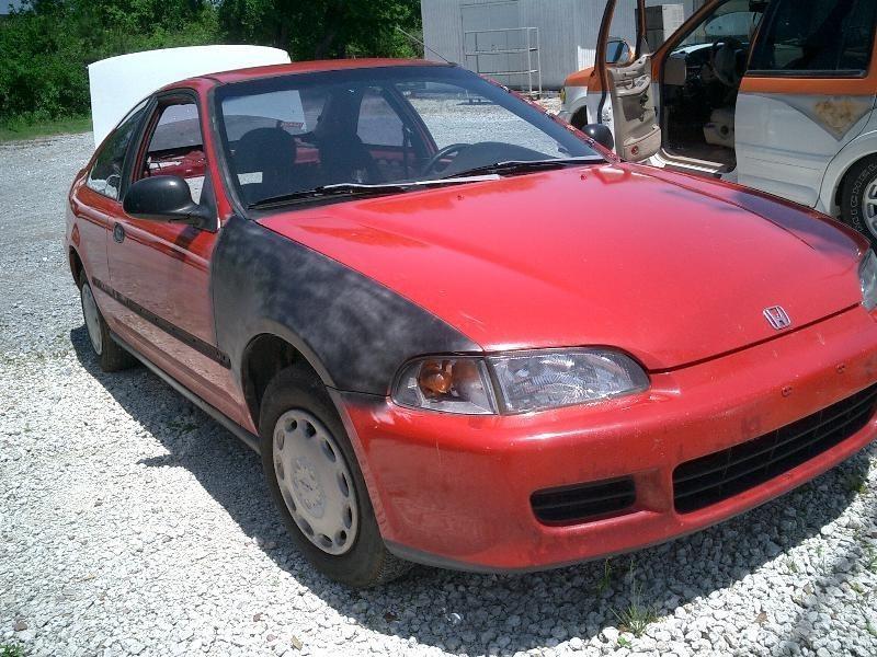LayedandSprayedcivics 1993 Honda Civic photo