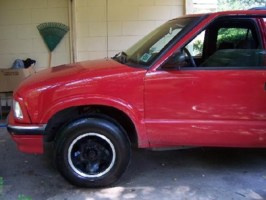 BlackButterflys 1996 Chevrolet Blazer photo thumbnail