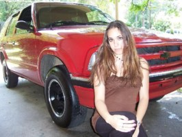BlackButterflys 1996 Chevrolet Blazer photo thumbnail