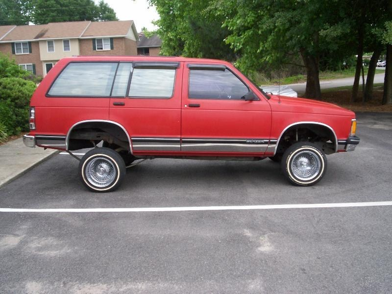 phkntkns 1992 Chevy S-10 Blazer photo