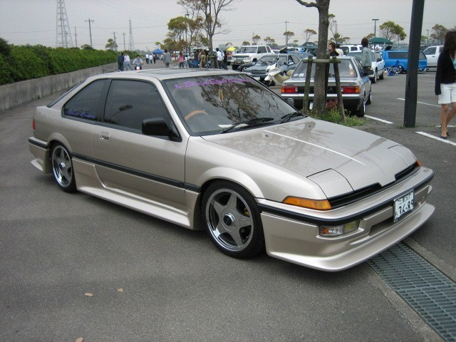 bloods 1989 Acura Integra photo