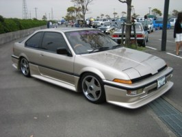 bloods 1989 Acura Integra photo thumbnail