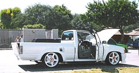 RARAs 1989 Toyota 2wd Pickup photo