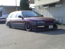 laydwgns 1995 Honda Accord Wagon photo thumbnail
