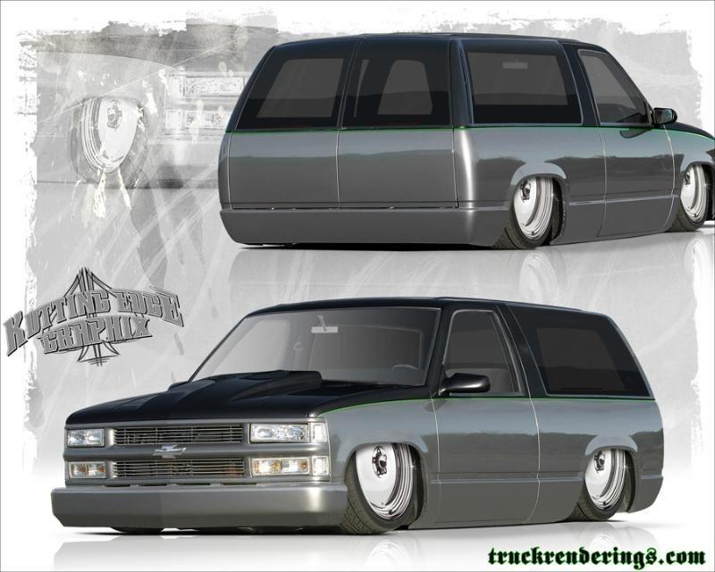 974doors 1997 Chevrolet Tahoe photo