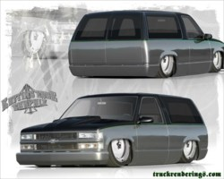 974doors 1997 Chevrolet Tahoe photo thumbnail