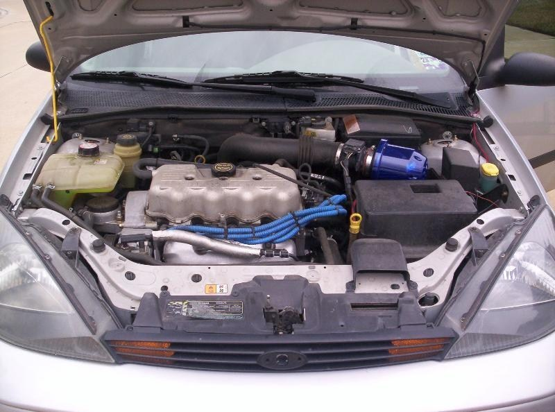 Stryker Performances 2003 Ford Focus photo