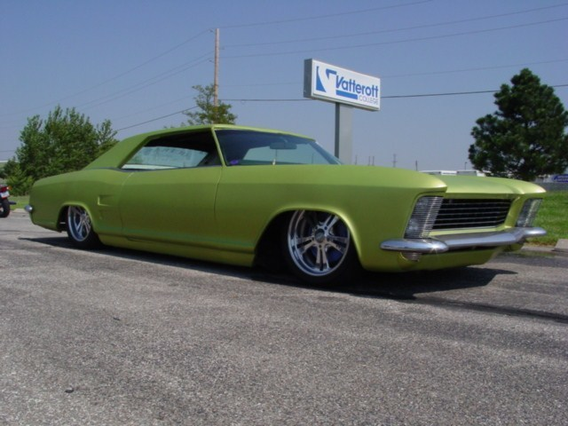 Dragthatchits 1963 Buick Riviera photo
