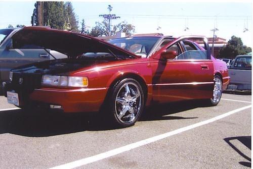 dresstss 1995 Cadillac SeVille photo
