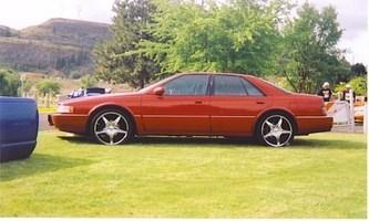 dresstss 1995 Cadillac SeVille photo thumbnail
