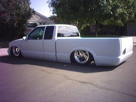 HRDCOREs 1995 Chevy S-10 photo thumbnail