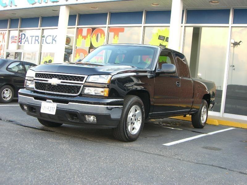 dropyrss 2006 Chevrolet Silverado photo