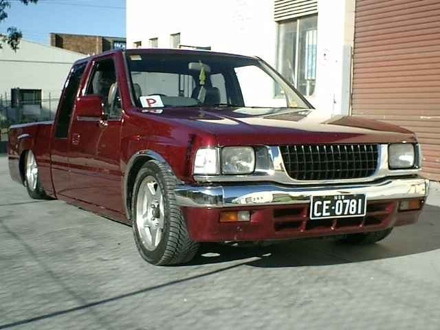 Kathryns 1990 Holden Rodeo Spacecab photo