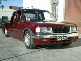 Kathryns 1990 Holden Rodeo Spacecab
