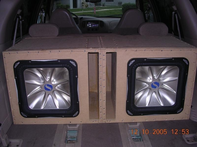 Expeditionpimpins 2000 Ford  Expedition photo
