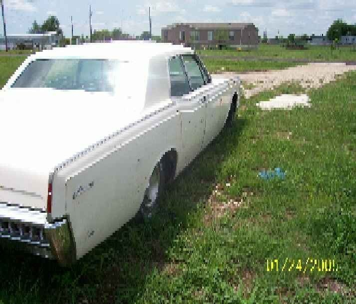 eargazms 1966 Lincoln continental photo