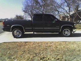 derekd87s 2002 Chevy C/K 1500 photo thumbnail
