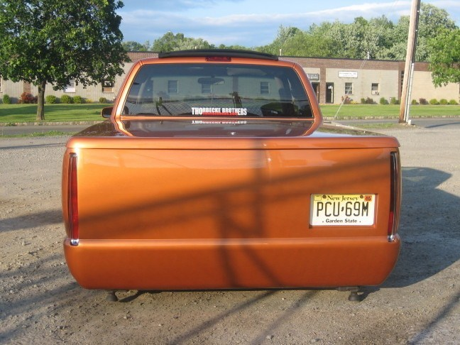 baggd2daxtreemes 2003 Chevy S-10 photo