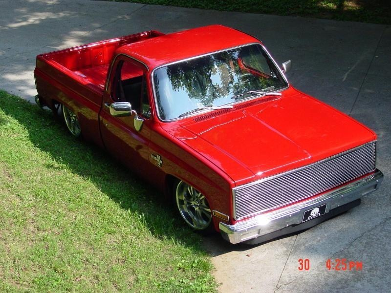red82c10s 1982 Chevy C-10 photo