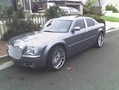 CHUCHEs 2006 Chrysler 300C photo thumbnail