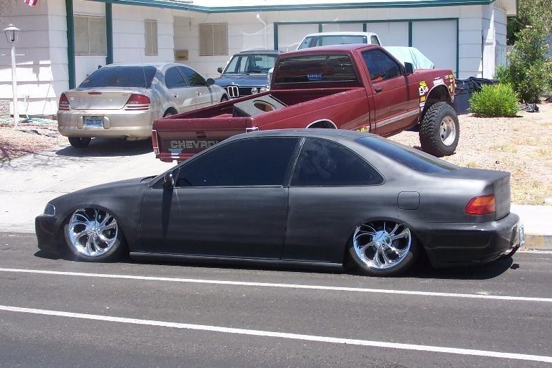 GETTINERDONEs 1993 Honda Civic photo