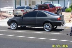 GETTINERDONEs 1993 Honda Civic photo thumbnail
