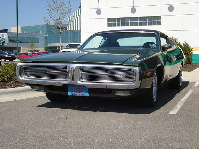 vanmansmagics 1972 Dodge Charger photo